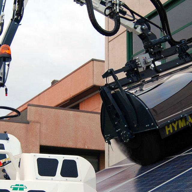 Nettoyants pour panneaux solaires